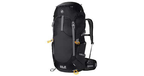 Jack Wolfskin Alpine Trail 36 Backpack black